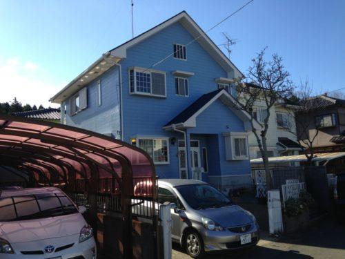 松阪市嬉野町 Y様邸 外壁・屋根塗装工事