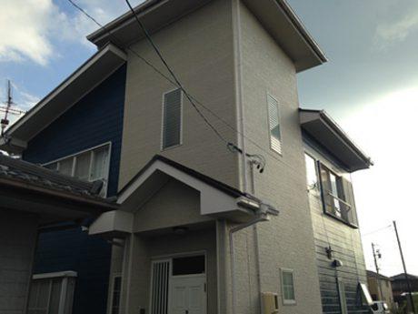 松阪市 Y様邸 外壁リフォーム工事