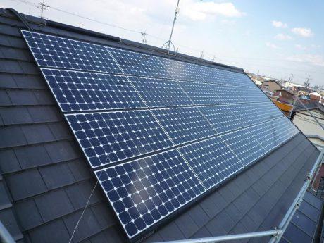 松阪市 S様邸 太陽光・オール電化工事