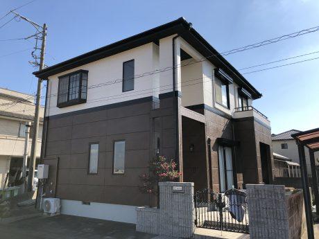 屋根・外壁塗装 三重県松阪市 M様邸