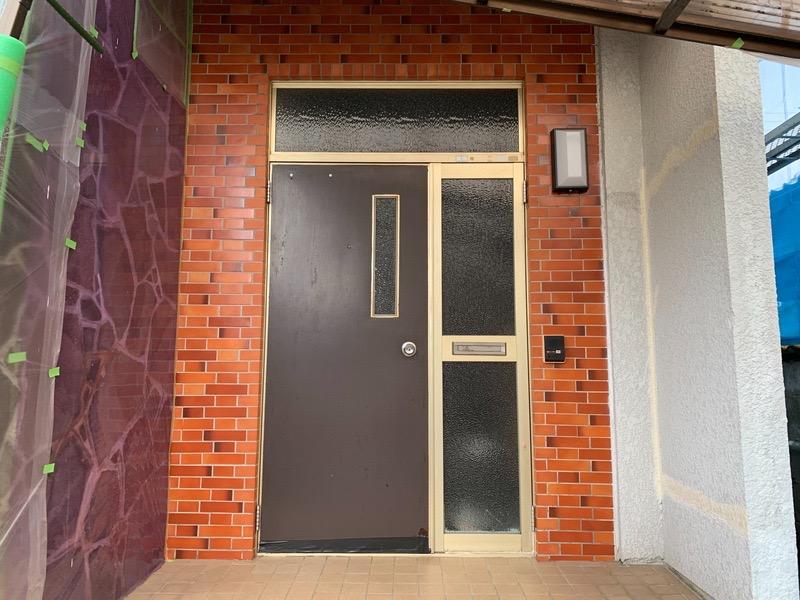 玄関1dayリフォーム