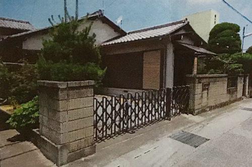 中古一戸建て:松阪市大黒田町☆平家建て、幸小学校まで徒歩5分!