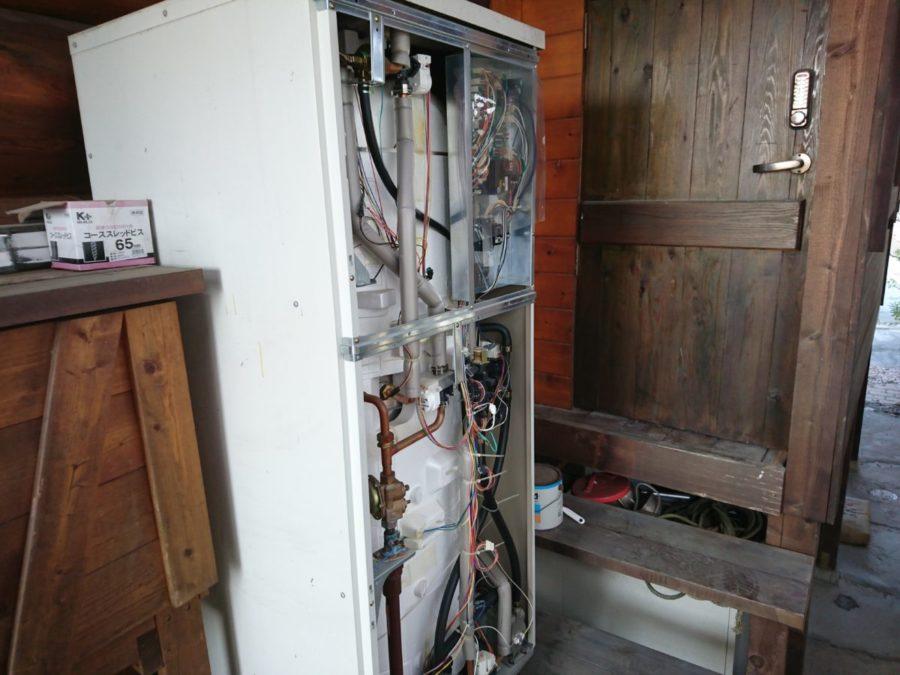 給湯器を新しくして快適な生活を!エコキュート取替。